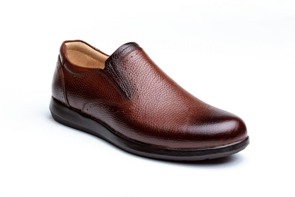 کفش طبی چرم تبریز (کد 361)