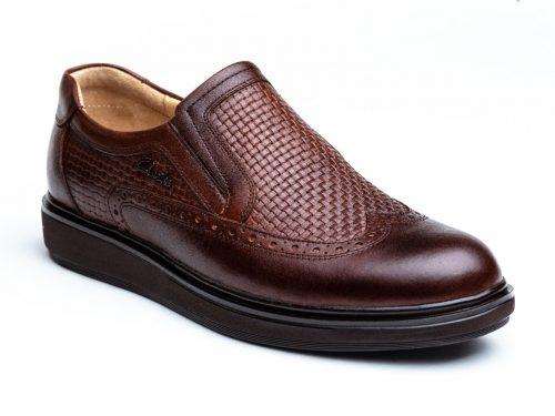 مدل کفش چرم مردانه شیک (کد 913)