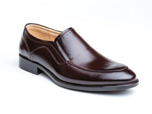 کفش مردانه چرم (کد 371)