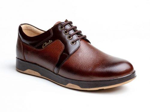 کفش چرم راحتی مردانه تبریز (کد911)