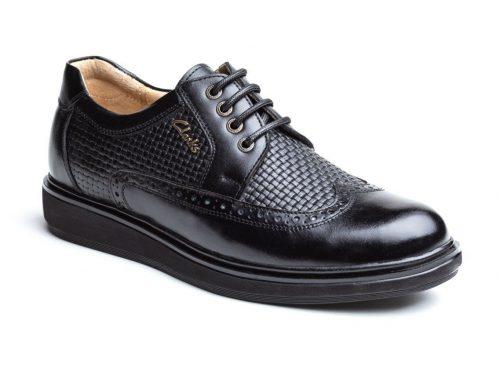 کفش رسمی مردانه چرم (کد912)