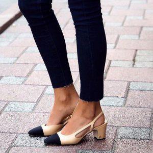 slingbacks کفش تابستانه زنانه