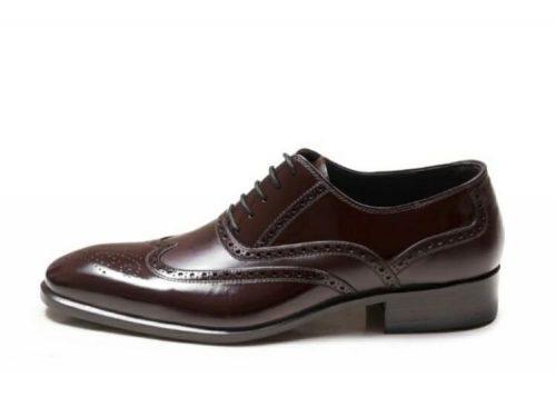 کفش چرم تبریزی (مدل آذین)