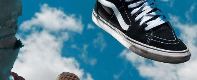 کفش زنده
