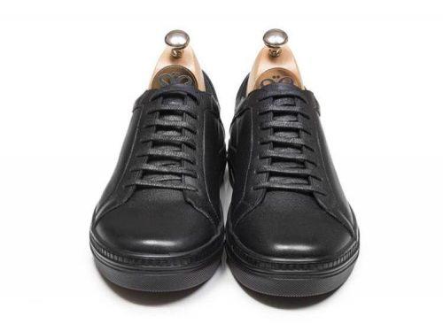 کفش چرم اسپرت مردانه (مدل فاراک) از کفشهای تبریز