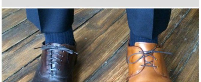 تفاوت کفش آکسفورد و دربی