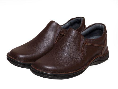 کفش مدل (مدل باریش) از انواع کفش طبی مردانه تبریز