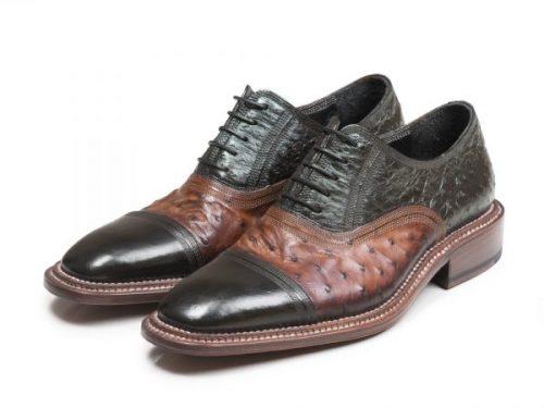 کفش مجلسی مردانه در تبریز |خرید کفش چرم اصل مردانه لوکس (مدل شایان)