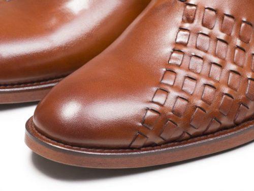 خرید کفش چرم ایرانی (مدل دیبالا)|خرید اینترنتی انواع کفش چرمی فروشگاه کادا