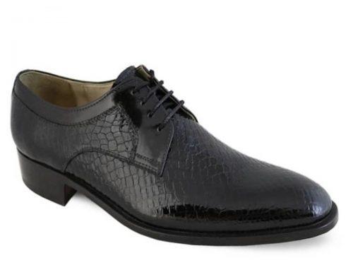 کفش رسمی مردانه ارزان (کد ۱۳۰ جی هان)