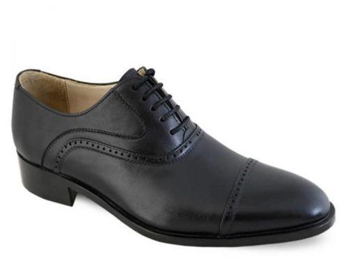 کفش پسرانه مجلسی (کد 124 سامان)