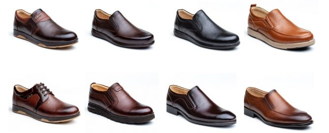 8 مدل از کفش طبیچرمی مردانه persiahandicraft.com