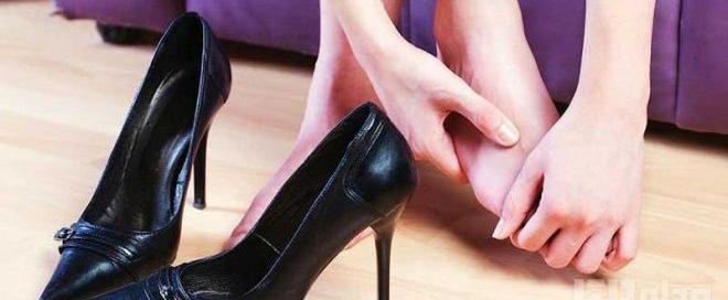 کفش جدیدی که پایمان را می زند