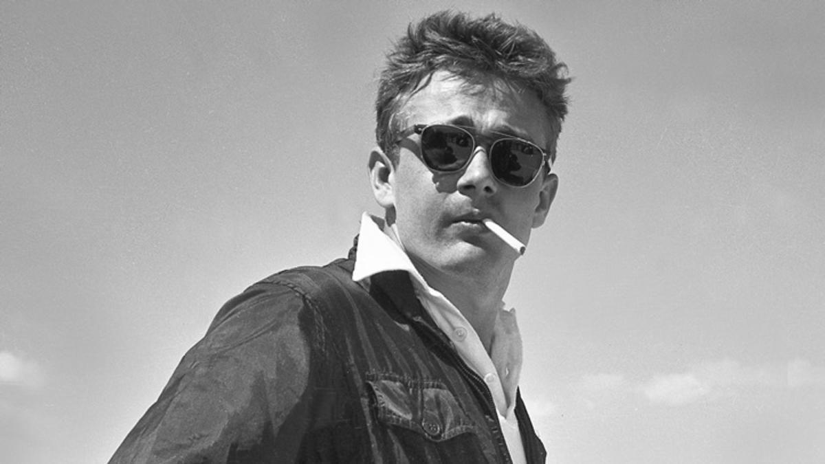 عینک جیمز دین