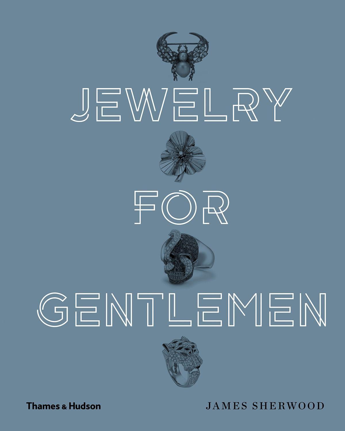 کتاب جواهرات آقایان اثر جیمز شروود