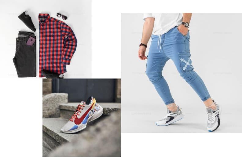 خرید اینترنتی لباس اسپرت مردانه