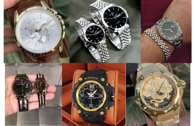 فروشگاه های ساعت مچی مردانه و زنانه